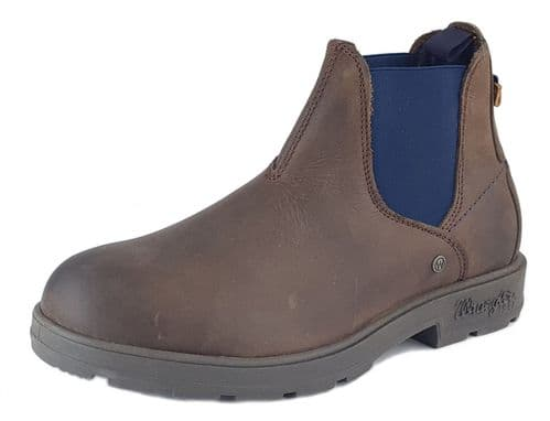 Wrangler - Buddy Brown Chelsea Boots